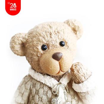 小熊四件套