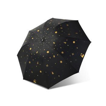 清新遮阳伞